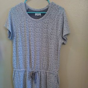 Lou and Grey casual dress, size medium